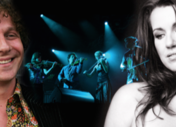 Helen zingt tijdens vijfde Lief Langedijk Concert met Het Red Limo String Quartet en Rob Stoop