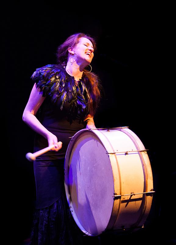 Helen Botman - Vleugelvrouw (foto: Sitan van Sluis)