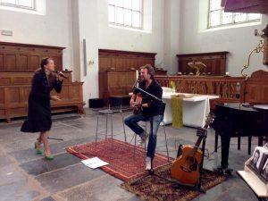Muziek aan de Middenweg - Helen en Peter spelen Grote Verhalen