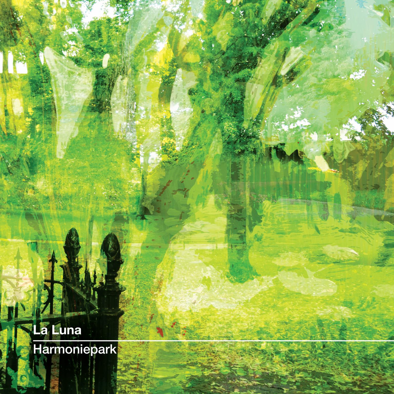 Cd-hoes Harmoniepark - La Luna (Artwork: Mieke de Haan)