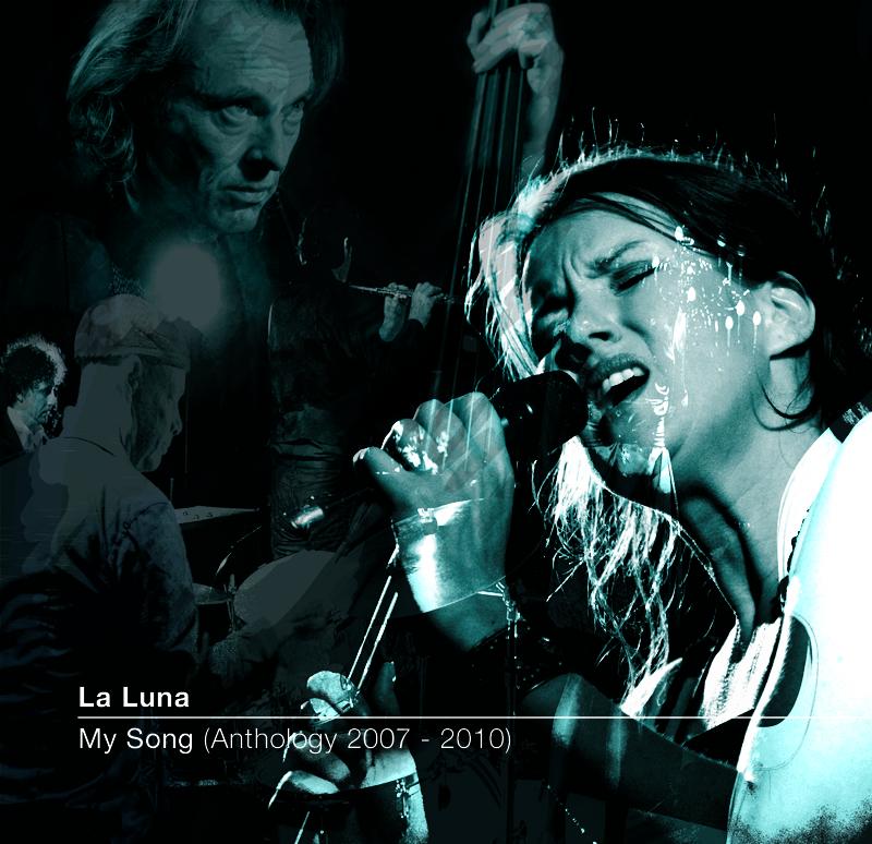 Cd-hoes My Song - La Luna (foto's: Marcel Fossen)
