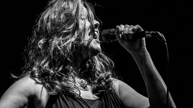 Helen Botman – live concert I SING in Het Huis Verloren (foto: Dick Jonkers)