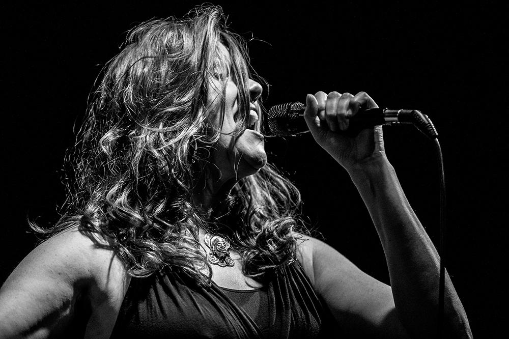 Helen Botman - live concert I SING in Het Huis Verloren (foto: Dick Jonkers)
