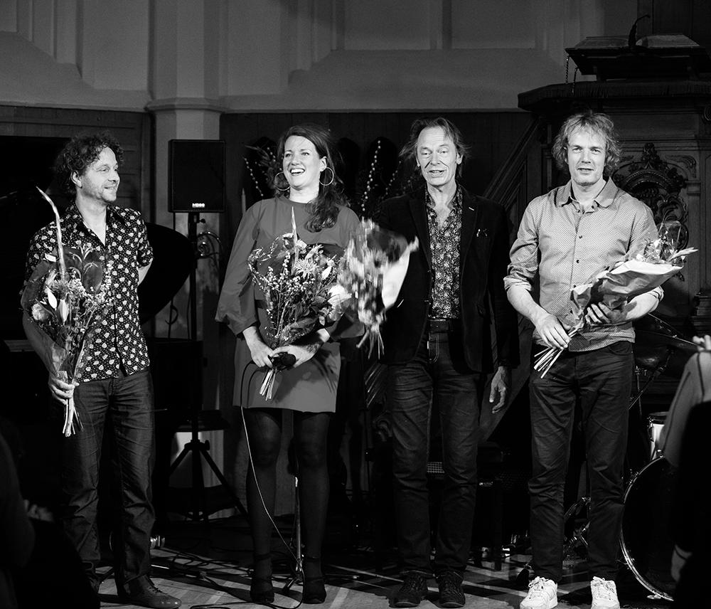 I Sing - albumreleaseconcert (foto: Sitan van Sluis)