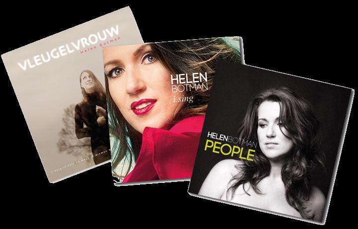 Muziekpakket: I Sing, Vleugelvrouw en People