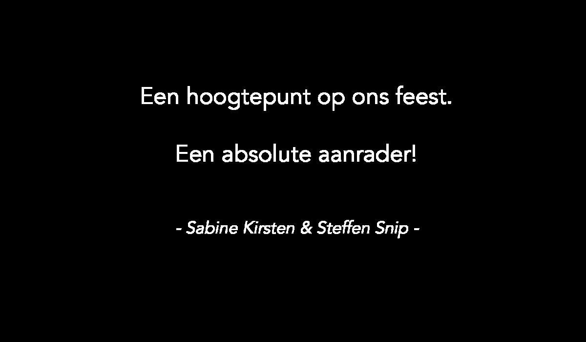 Sabine-Kirsten
