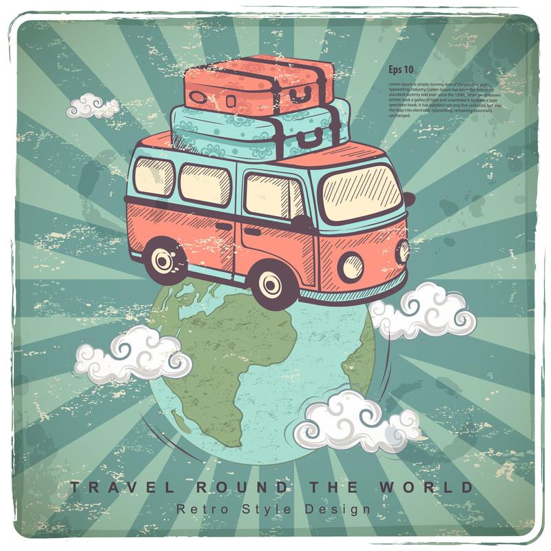 Reiziger cd-pakket