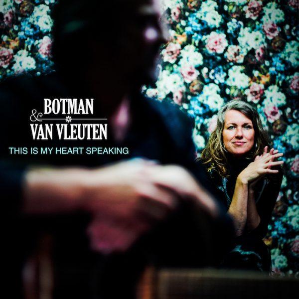 Botman & Van Vleuten - cd-single This Is My Heart Speaking (foto: Maarten Corbijn aka Corbino)
