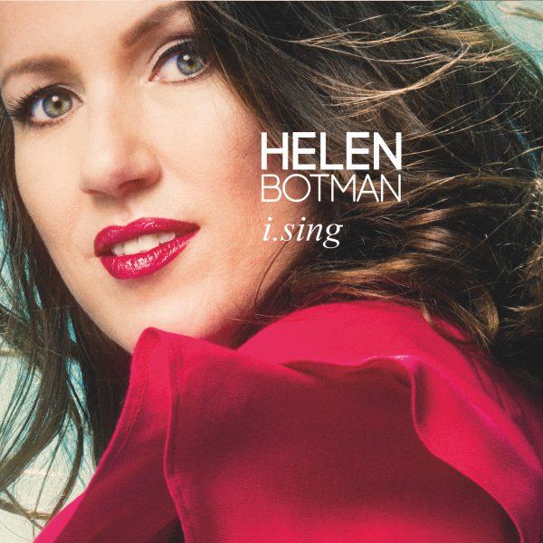 Helen Botman - cd-album I Sing (foto: Saskia Kerkhoff, Dutchlook)