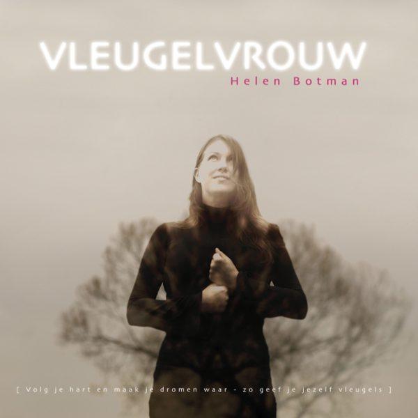 Helen Botman - cd-album Vleugelvrouw / Woman With Wings (Foto: Frits de Beer)