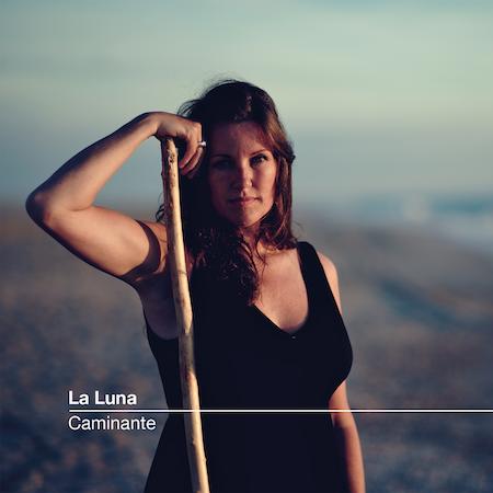 La Luna / Helen Botman - cd-album Caminante - poem by Antonio Machado (Foto: Frits de Beer)