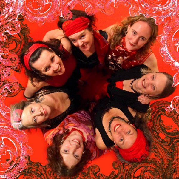 Lele Mam - cd-album - a capella vocalgroup for Musicians Without Borders (Foto: Joost Tennekes, purensimple)