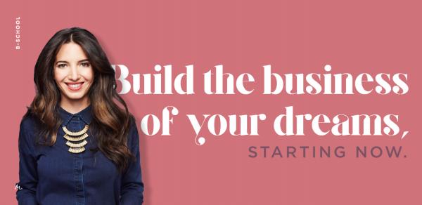 B-school: bouw de business van je dromen