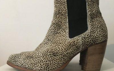Leopard laarsjes